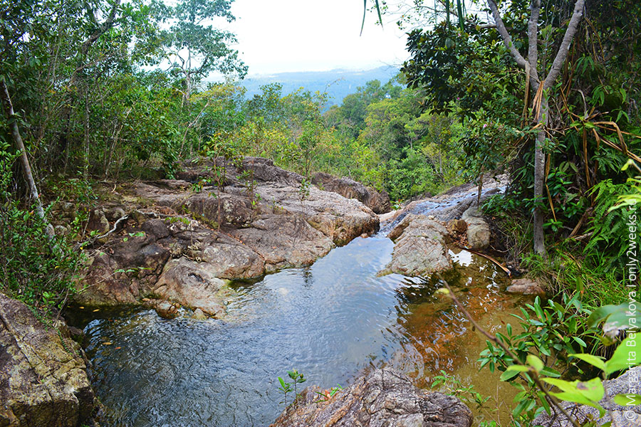 Phaeng Waterfall phangan