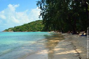 Haad Khom beach Phangan