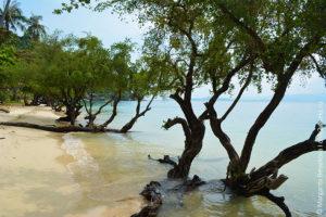 Haad Leela beach Phangan