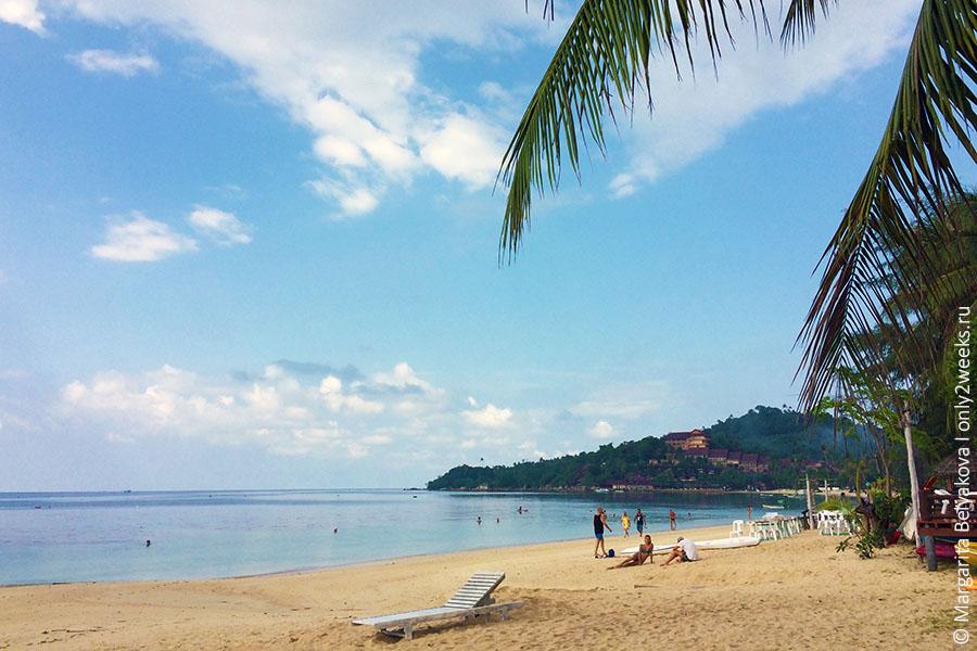 Haad Yao beach Phangan