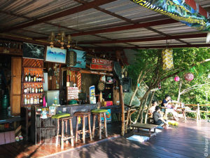 Top Rock Bar Phangan