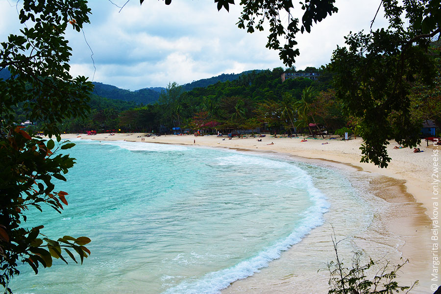 tong nai pan noi beach phangan