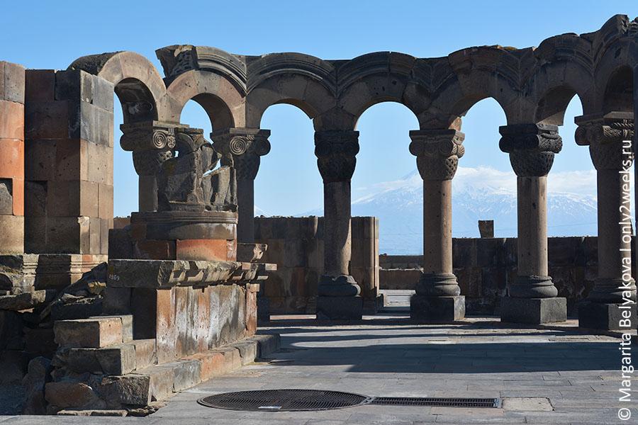 hram-zvartnots