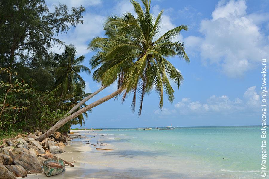 Отдых на острове панган
