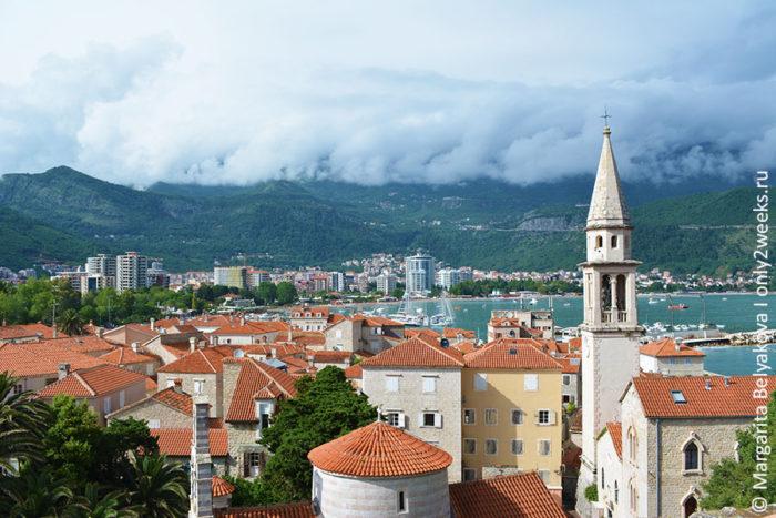 Какой город выбрать для отдыха в Черногории?