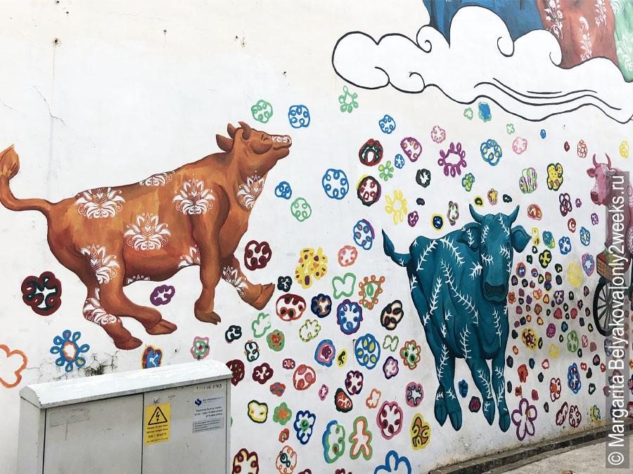 graffiti-v-singapure-foto
