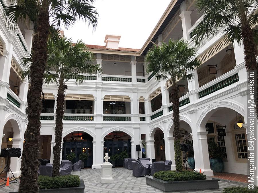 otel-Raffles-singapore