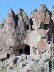 skalnyj-gorod-zelve-kappadokiya